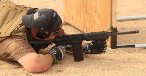 Carbine 2 @ Ben Avery (Phoenix, AZ)